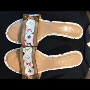Authentic Louis Vuitton Sandal